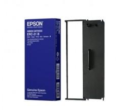 Ruban Original Epson ERC-31B Noir ~ 4.500.000 Caractères