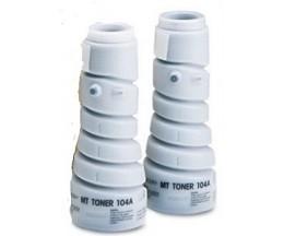 2 Toners Compatibles, Konica Minolta 8936302 Noir ~ 7.500 Pages