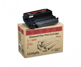 Toner Original Lexmark 1382100 Noir ~ 7.000 Pages