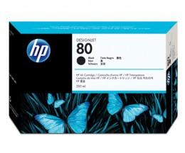 Cabeça de impressão Original HP 80 Noir e dispositivo de limpeza