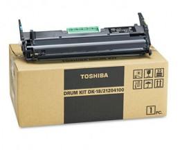 Tambour Original Toshiba DK18 Noir ~ 20.000 Pages