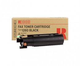 Toner Original Ricoh Type 1260 D Noir ~ 5.000 Pages