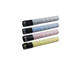 4 Toners Compatibles, Konica Minolta A11GX51 Noir + Couleur ~ 29.000 / 26.000 Pages