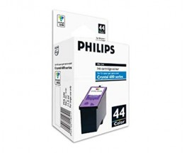 Cartouche Original Philips PFA544 / 44 Couleur ~ 500 Pages