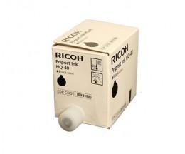 5 Cartouches Originales, Ricoh 893188 Noir 600ml