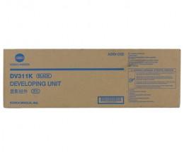 Revelador Original Konica Minolta A0XV03D Noir ~ 600.000 Pages