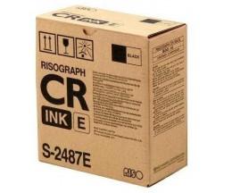 Cartouche Original Riso S2487E Noir 800ml