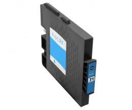Cartouche Compatible Ricoh GC-31 / GC-31 XXL Cyan 64ml