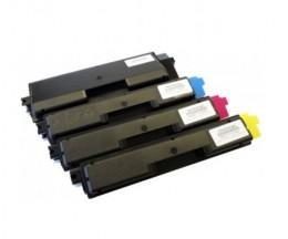 4 Toners Compatibles, Olivetti P2021 Noir + Couleur ~ 3.500 / 2.800 Pages