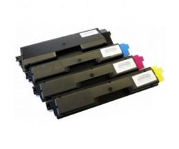 4 Toners Compatibles, Utax CLP 3726 Noir + Couleur ~ 7.000 / 5.000 Pages