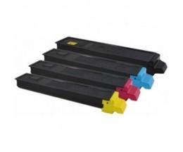 4 Toners Compatibles, Utax 5520 Noir + Couleur ~ 12.000 / 6.000 Pages