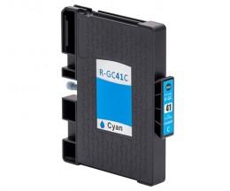 Cartouche Compatible Ricoh GC-41 / GC-41 XXL Cyan 22ml