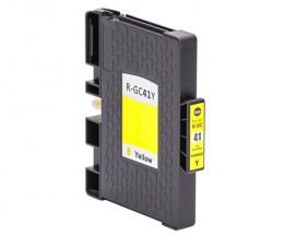 Cartouche Compatible Ricoh GC-41 / GC-41 XXL Jaune 22ml