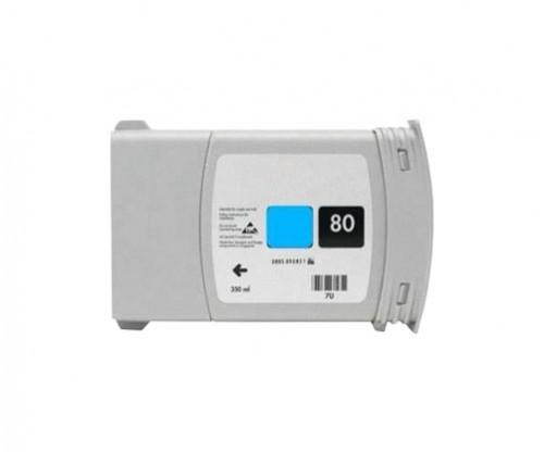Cartouche Compatible HP 80 Cyan 400ml