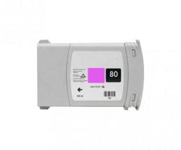 Cartouche Compatible HP 80 Magenta 400ml