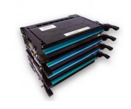 4 Toners Compatibles, Samsung 600A Noir + Couleur ~ 4.000 Pages