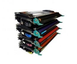 4 Toners Compatibles, Lexmark C5220 ~ 3.000 Pages