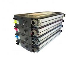 4 Toners Compatibles, Lexmark C500H2 ~ 5.000 / 3.000 Pages