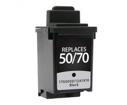 Cartouche Compatible Lexmark 50 / 70 / 71 / 75 Noir 21ml