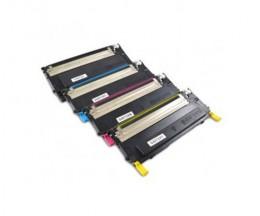 4 Toners Compatibles, Samsung 4072S Noir + Couleur ~ 1.500 / 1.000 pages