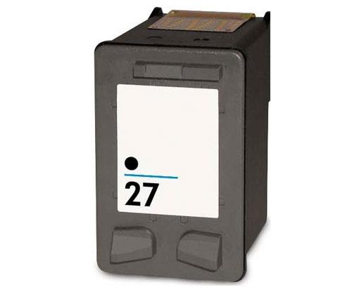 Cartouche Compatible HP 27 Noir 22ml