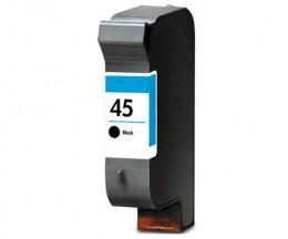 Cartouche Compatible HP 45 Noir 40ml