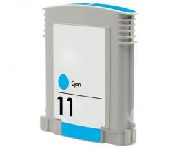 Cartouche Compatible HP 11 Cyan 28ml