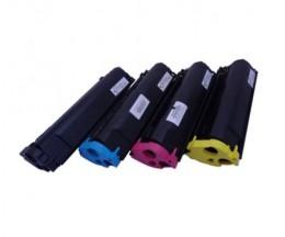 4 Toners Compatibles, Konica Minolta 4576X11 Noir + Couleur ~ 4.500 Pages