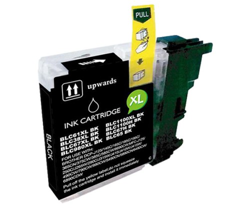 Cartouche Compatible Brother LC-985 XL BK Noir 28ml