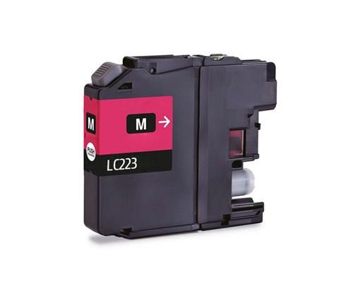 Cartouche Compatible Brother LC-221 M / LC-223 M Magenta 9ml