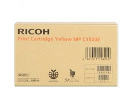 Cartouche Gel Original Ricoh 888548 Jaune ~ 3.000 Pages