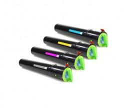 4 Toners Compatibles, Ricoh 84150X Noir + Couleur ~ 10.000 / 9.500 Pages