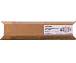 Toner Original Ricoh 841507 Jaune ~ 9.500 Pages