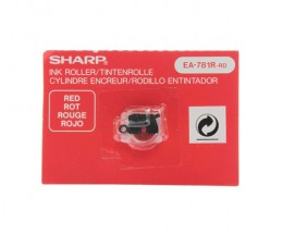 Rouleau Encreur Original Sharp EA781RRD Rouge