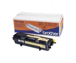 Toner Original Brother TN-7600 Noir ~ 6.500 Pages