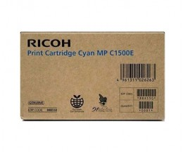 Cartouche Gel Original Ricoh 888550 Cyan ~ 3.000 Pages