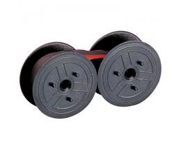 Ruban Compatible Olivetti GR24 / GR51 Noir - Rojo