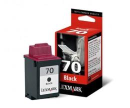 Cartouche Original Lexmark 70 Noir 22ml ~ 576 Pages