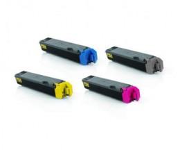 4 Toners Compatibles, Kyocera TK 5160 Noir + Couleur ~ 16.000 / 12.000 Pages