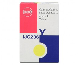 Cartouche Original OCE IJC 236 Jaune 130ml