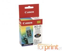 Cartouche Original Canon BCI-21 Couleur 10ml