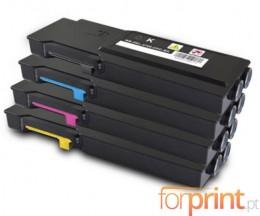 4 Toners Compatibles, DELL 5931111X Noir + Couleur ~ 11.000 / 9.000 Pages