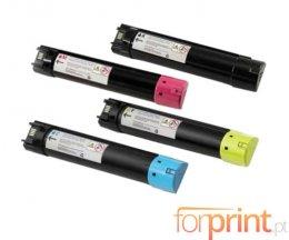 4 Toners Compatibles, DELL 5931092X Noir + Couleur ~ 18.000 / 12.000 Pages