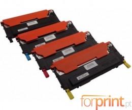 4 Toners Compatibles, Dell 5931049X Noir + Couleur ~ 1.500 / 1.000 Pages