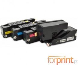 4 Toners Compatibles, DELL 5931114X Noir + Couleur ~ 2.000 / 1.400 Pages