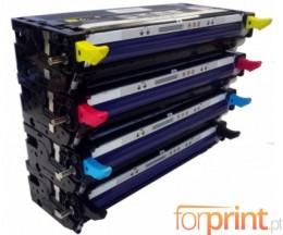 4 Toners Compatibles, DELL 5931029X Noir + Couleur ~ 9.000 Pages