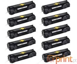 10 Toners Compatibles, HP 83A Noir ~ 1.500 Pages