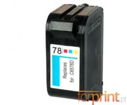 Cartouche Compatible HP 78 XL Couleur 39ml