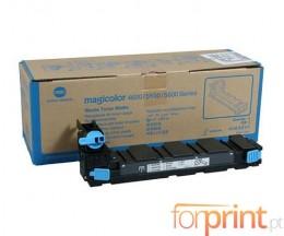 2 Toner Waste Bin Original Konica Minolta A06X0Y3 ~ 36.000 Pages