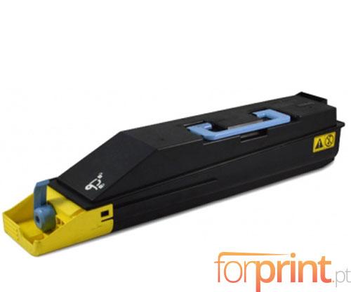 Toner Compatible Kyocera TK 855 Y Jaune ~ 18.000 Pages